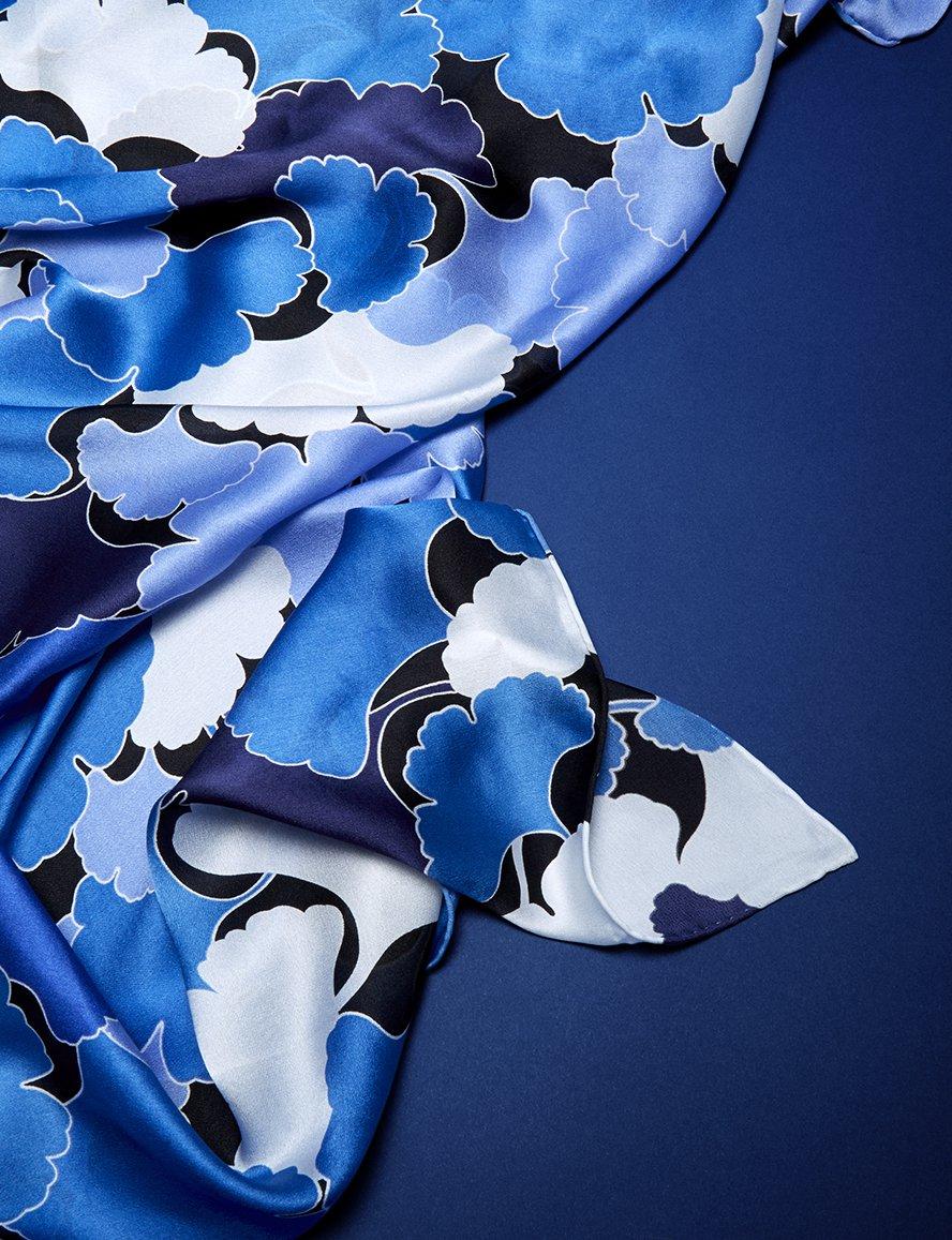 silk square scarves