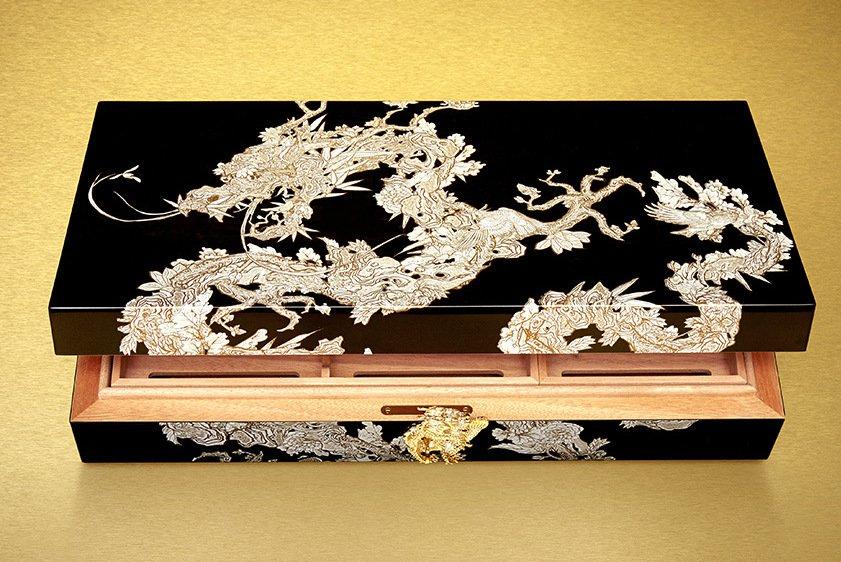 dragon humidor