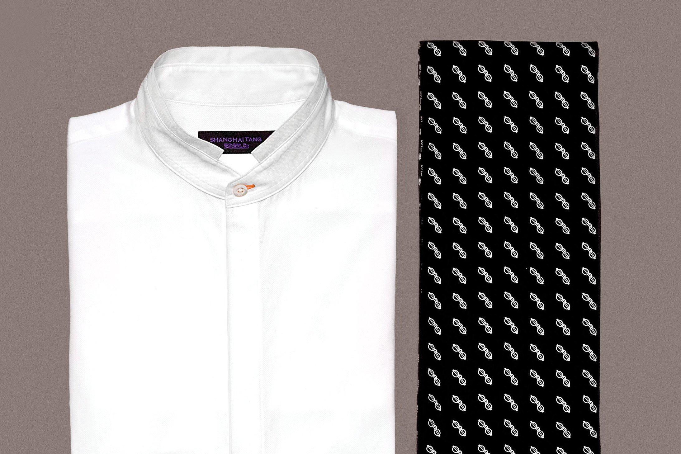 Madarin collar